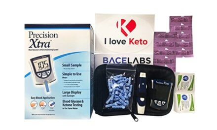 Blood Glucose and Ketone Meter